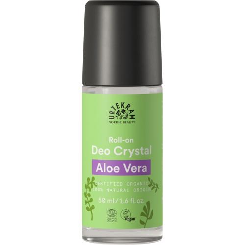Urtekram deodorant roll on aloe vera 50ml BIO