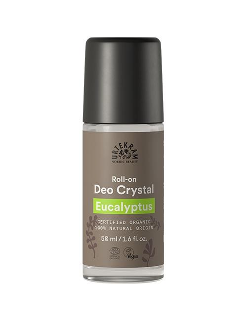 Urtekram deodorant roll on eucalyptus 50ml BIO