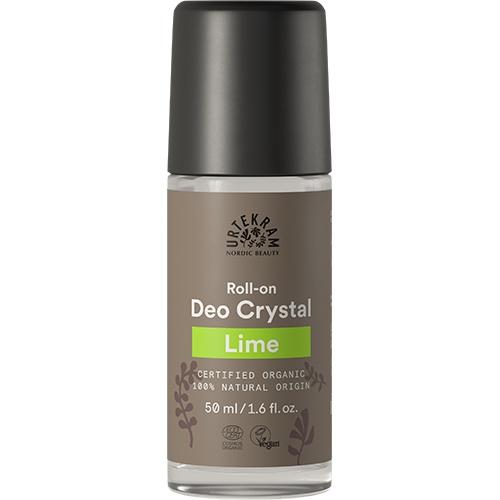 Urtekram deodorant roll on limeta 50ml BIO