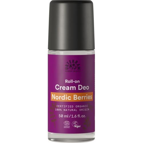 Urtekram deodorant roll on krémový Nordic Berries 50ml BIO