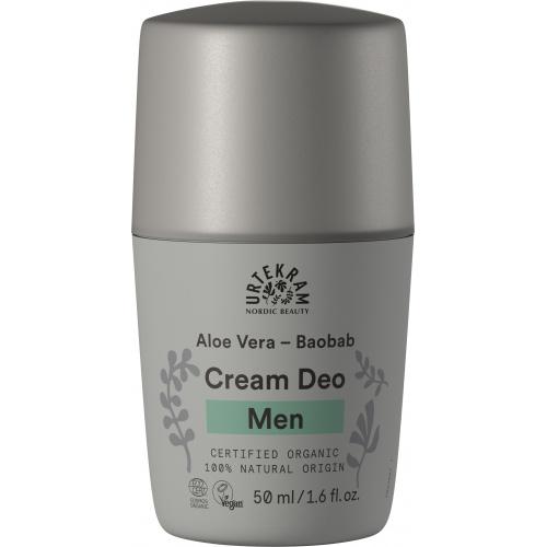 Urtekram deodorant roll-on MEN 50ml BIO