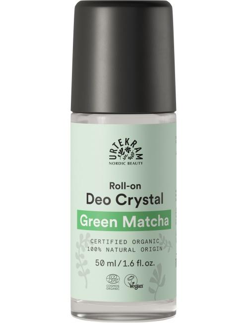 Urtekram deodorant roll on Matcha 50ml BIO