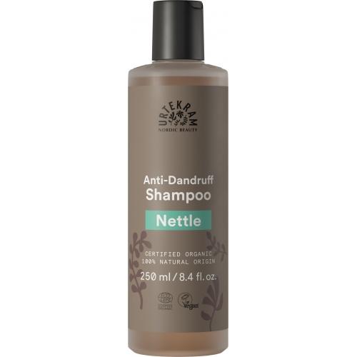 Urtekram šampon Kopřivový 250ml BIO