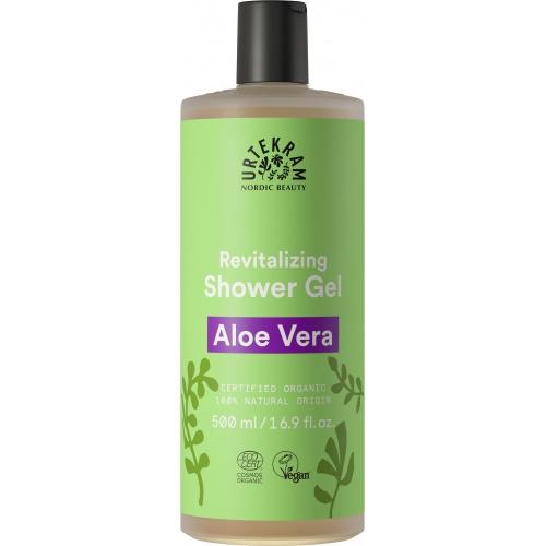 Urtekram sprchový gel Aloe vera 500ml BIO