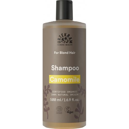 Urtekram šampon Heřmánkový na světlé vlasy 500ml BIO
