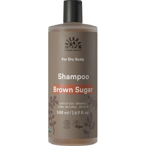 Urtekram šampon Brown sugar 500ml BIO