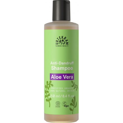 Urtekram šampon Aloe vera proti lupům 250ml BIO