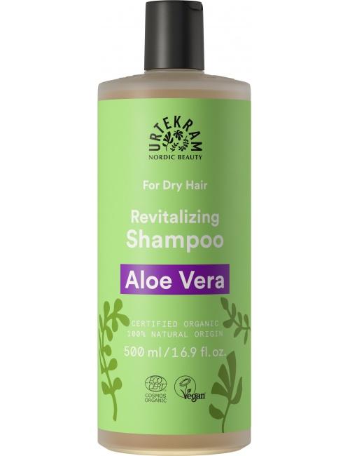 Urtekram šampon Aloe vera suché vlasy 500ml BIO