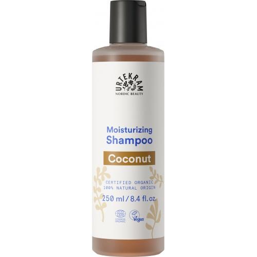 Urtekram šampon Kokosový 250ml BIO