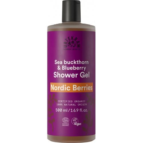 Urtekram sprchový gel Nordic Berries 500ml BIO