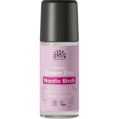 Deodorant roll on krémový Severská bříza 50ml BIO