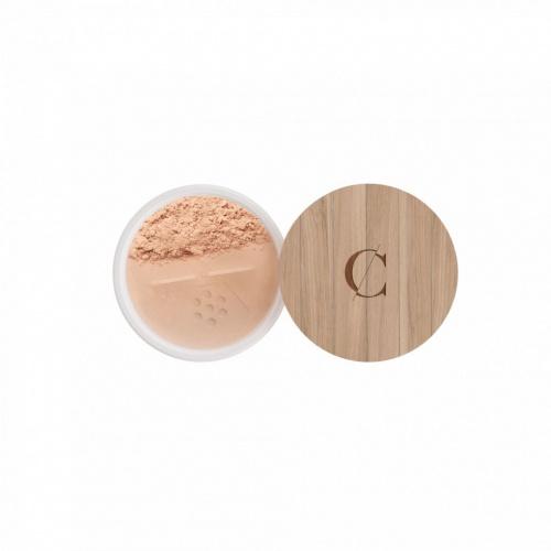 Couleur Caramel transparentní sypký pudr č.11 - Silk powder BIO