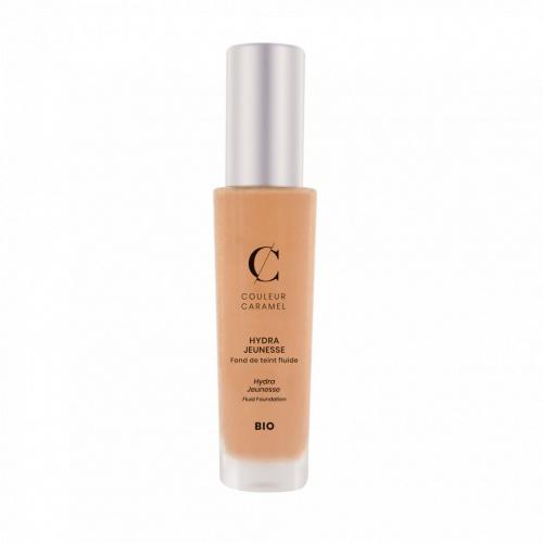 Couleur Caramel Hydratační make up č.24 Sand 30 ml BIO