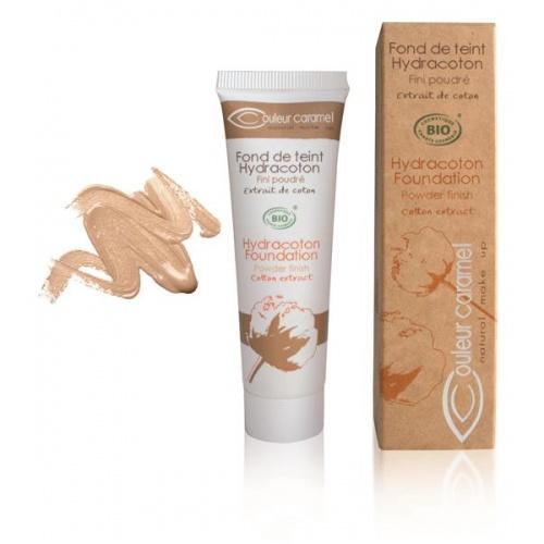 Tekutý make up s extraktem z bavlny č.13 - Apricot
