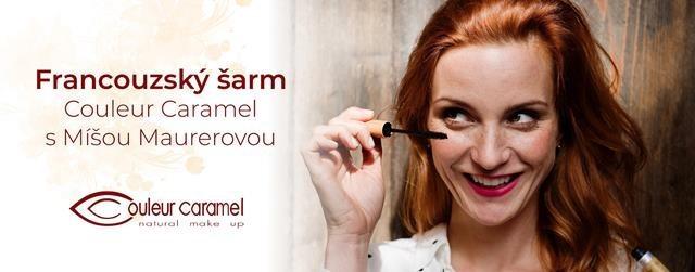 Nová tvář Couleur Caramel Michaela Maurerová
